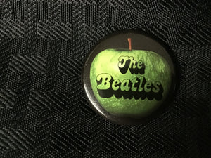 The Beatles Apple Pin