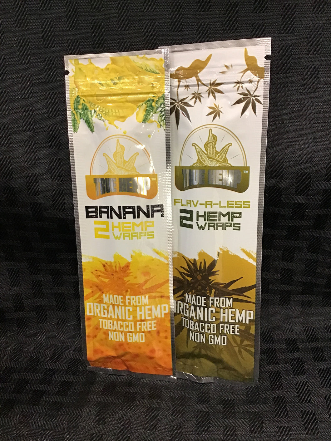 True Hemp - Organic Hemp wraps