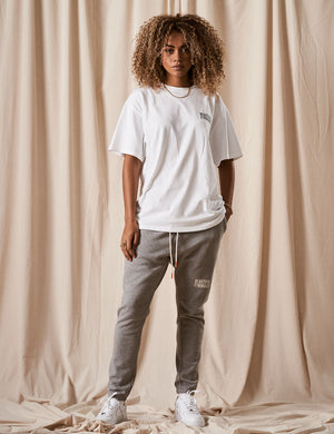 "T-Shirt ""Logo"" White"