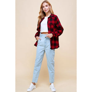 Lumberjill Plaid