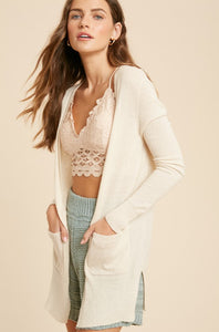 Jillian Cardigan - Cream