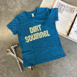 Dirt Squirrel - Youth