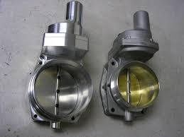 Is a bigger throttle body better? Will it make more power..
