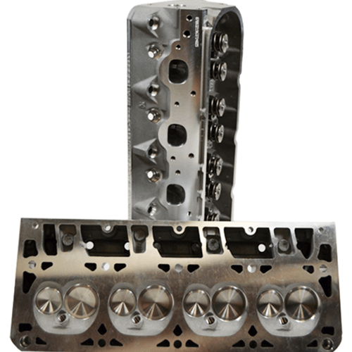 PRC CNC Porting Service - Cathedral Port Heads (Customer Supplied Castings)
