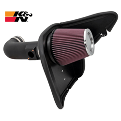 K&N Aircharger Cold Air Intake Kit- 2010-2011 Camaro SS 6.2L