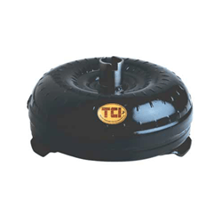 4L60E Super Street Fighter Torque Converter with Billet Cover, 3500 Stall Speed, 2.7:1 STR