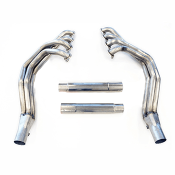 TSP 01-04 C5 & Z06 Corvette Stainless Steel Long Tube Headers