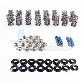 "PAC 1207X .700"" Dual Spring Kit w/ Valve Springs and Titanium Retainers"
