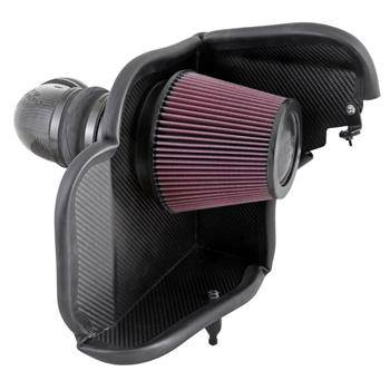 K&N 63-3079 AirCharger Air Intake - 2012-2015 Chevy Camaro ZL1