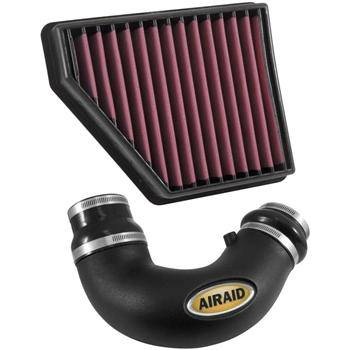 Camaro AirAid Jr 2010-15 Camaro Intake Kit - Red Oil-Free