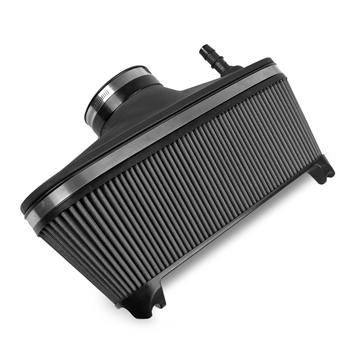 AirAid 862-042 Corvette Dry Filter - Black Oil-Free - MailOrder Tuner