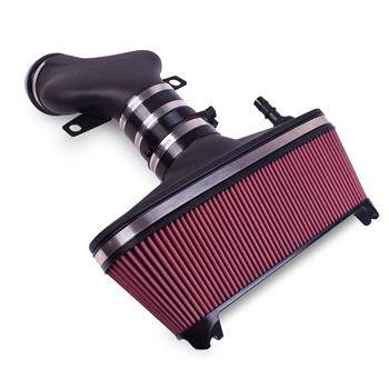 AirAid 2001-04 Corvette Intake Kit - Red Dry - MailOrder Tuner