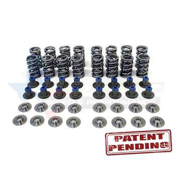 "TSP Gen 5 2015+ LT4 .660"" Dual Spring Kit w/ PAC Valve Springs and Titanium Retainers"