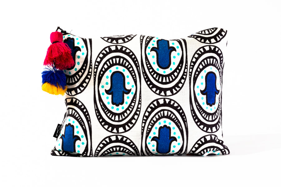 Hamsa Clutch - Home and Tribe