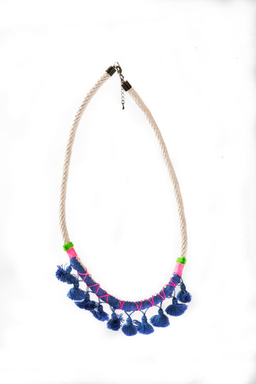 Tassel Necklace - Home and Tribe
