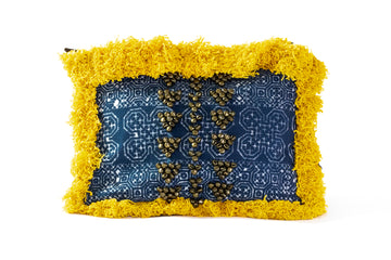 Tassel Clutch - Home and Tribe