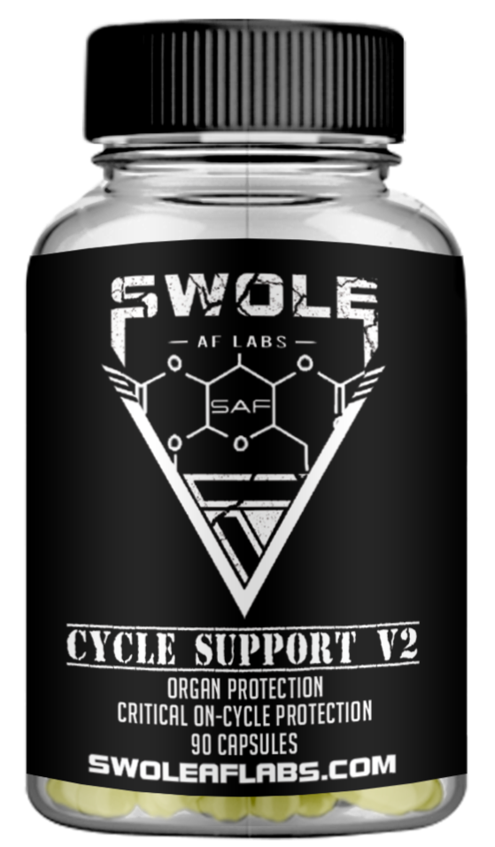 Swole AF Labs Cycle Support v2