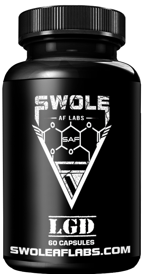 Swole AF Labs LGD Capsules