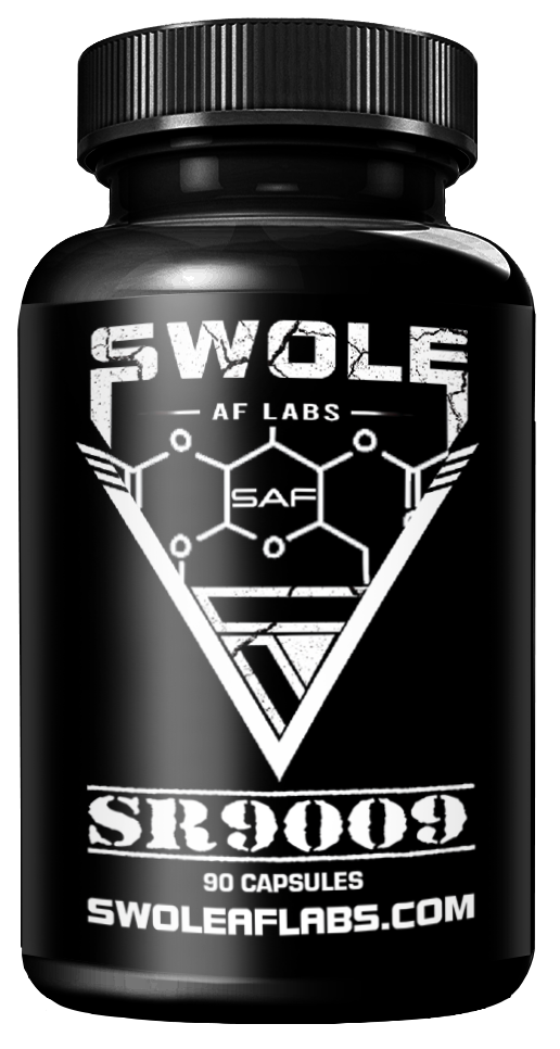 Swole AF Labs SR9009 Stenabolic Capsules