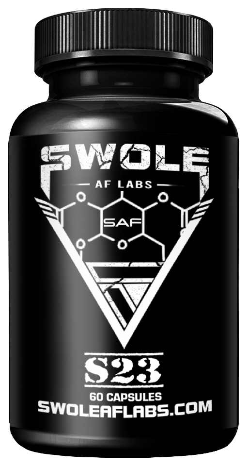 Swole AF Labs S23 Capsules