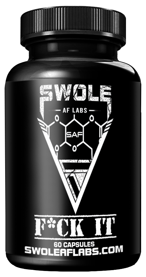 Swole AF Labs F*ck It 6 In 1 Stack