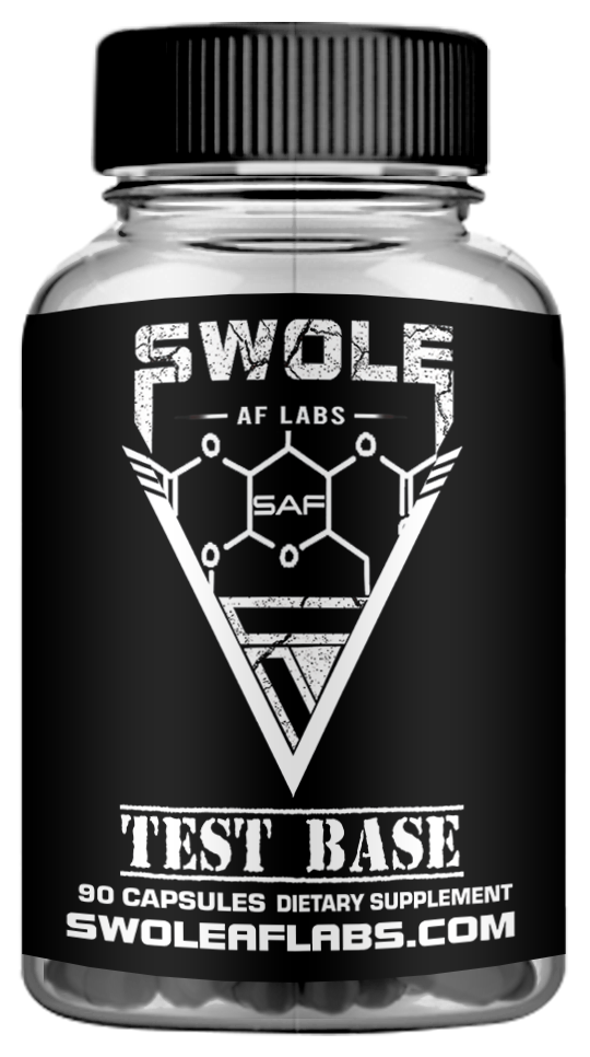 Swole AF Labs Test Base Capsules