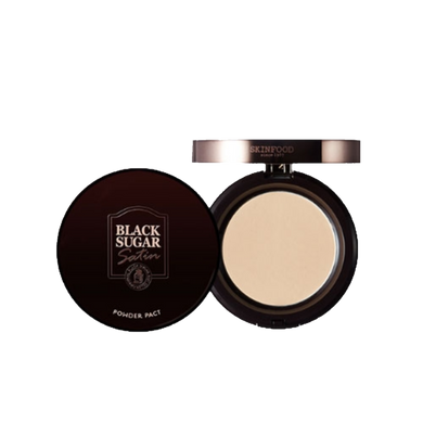 Black Sugar Satin Powder Pact (SPF25 PA++)