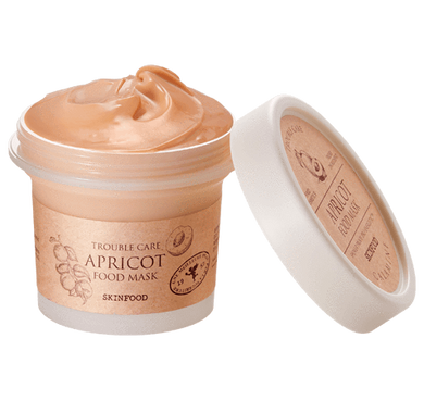 Trouble Care Apricot Food Mask