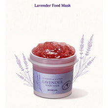 Load image into Gallery viewer, Hydrate & Soothe Lavender Food Mask