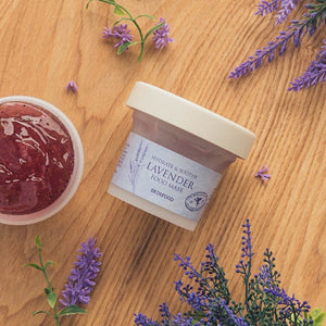 Hydrate & Soothe Lavender Food Mask