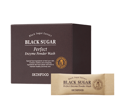 Black Sugar Perfect Enzyme Powder Wash