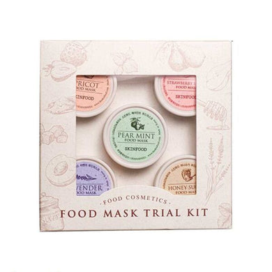 Food Mask Trial Kit