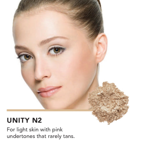 Inika Organic - Baked Mineral Foundation