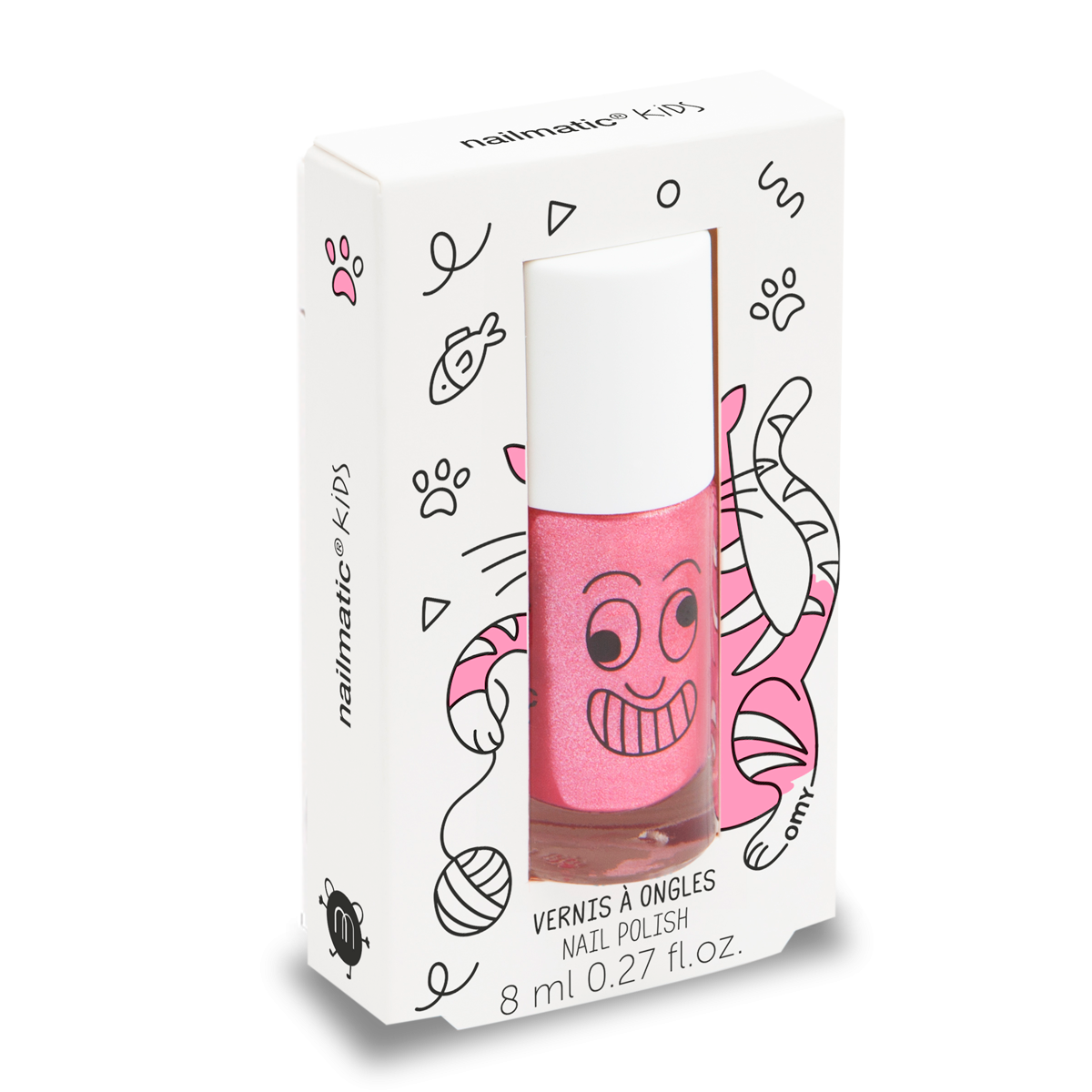 nailmatic - Water-based nail polish for kids
