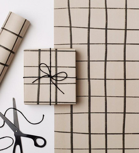 Gift Paper - Grid