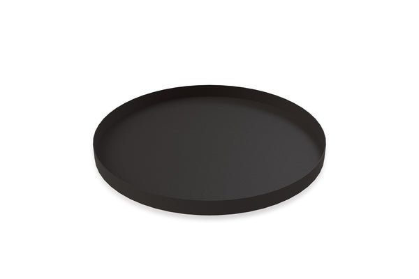 Circle Tray 30cm (Black)