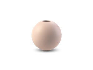 Ball Vase 10cm (Dusty Pink)