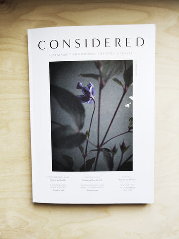 CONSIDERED Magazine - Volume 3