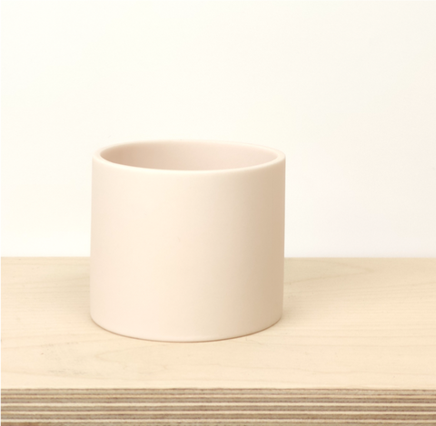 Ceramic Pot (White)