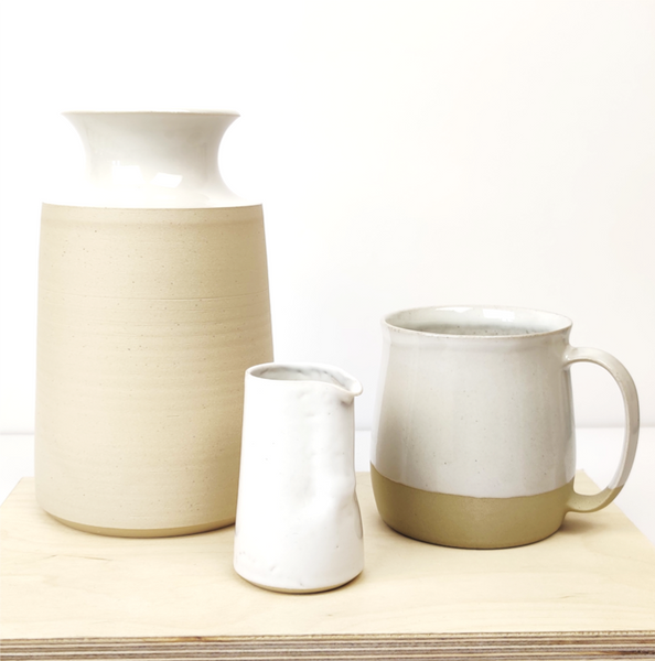 Mini Jug - White