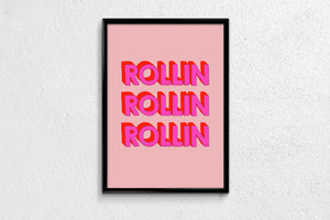 Rollin - Limited Edition