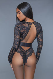 Eye candy bodysuit