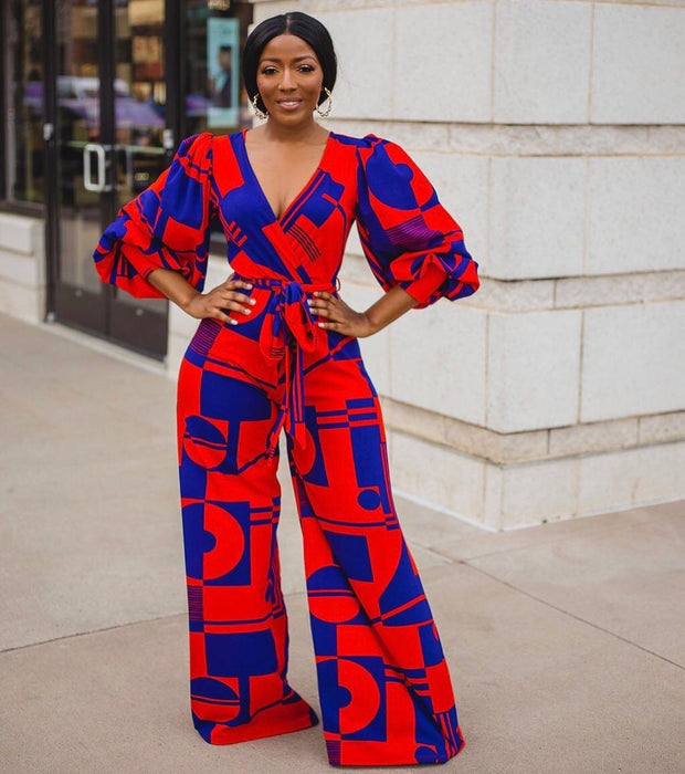 Bold and Beautiful jumpsuit