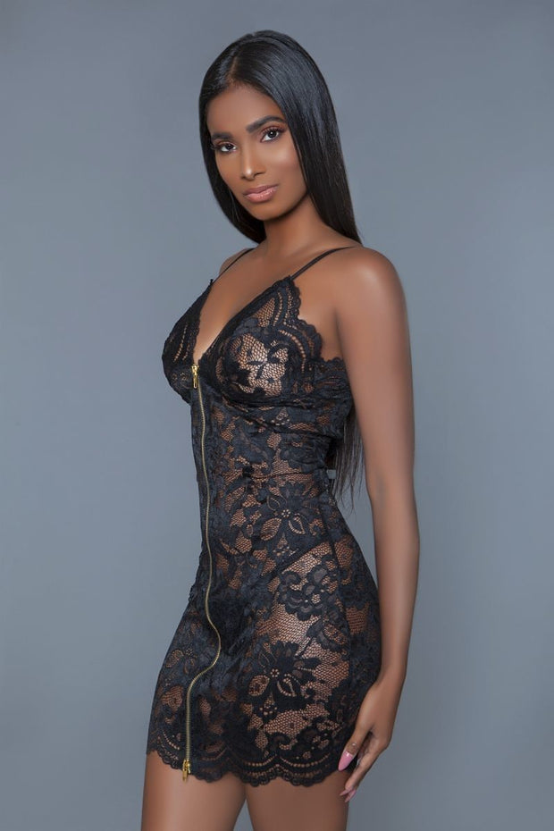 Semi Sheer camisole