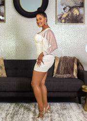 HUDDAH MINI DRESS