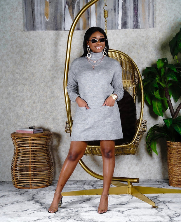 Fana sweater dress