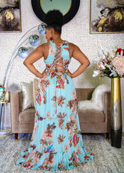 CABELLO MAXI DRESS