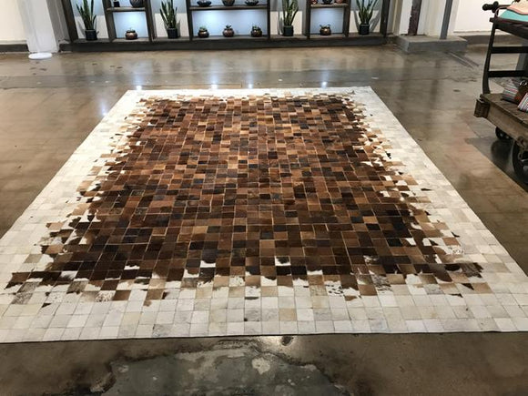 Cowhide Rug 8x10 ft.