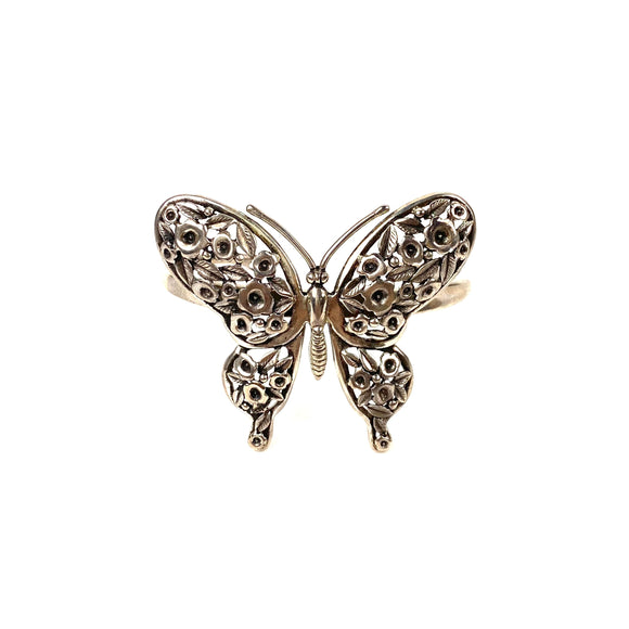 Sergio Bustamante. Cairo Butterfly Bracelet. Jalisco, Mexico.