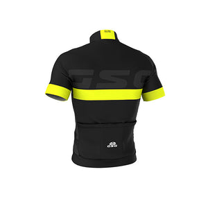 03450 / VIS SHORT SLEEVE CYCLING JERSEY  / ASHFIELD